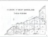 Map Image 018, Burnett County 1981